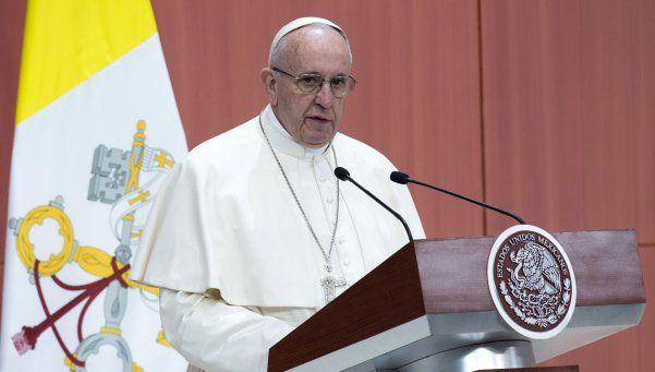 El Papa denunció la exclusión de indígenas en México