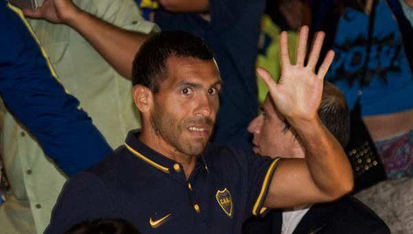 Tevez rechazó un dineral de un club chino: se queda en Boca