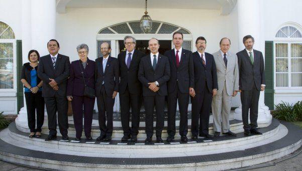 Raúl Zaffaroni juró como juez de la CIDH