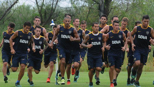 Estos son los 30 jugadores de Boca para la Copa Libertadores