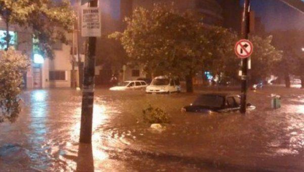 Tres muertos tras fuerte temporal en Córdoba
