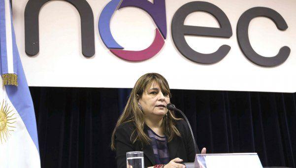INDEC: Bevacqua no sabe por qué la echaron y le pegó al Gobierno