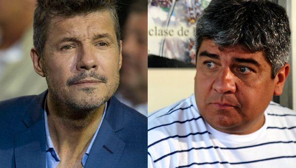Cruce entre Tinelli y Pablo Moyano reavivó la interna de AFA