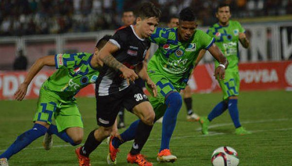 Fútbol sudamericano: Zamora saca ventaja en Venezuela