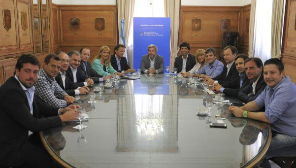 Intendentes kirchneristas reclamaron a Nación reanudar las obras y prometen cooperar con Vidal