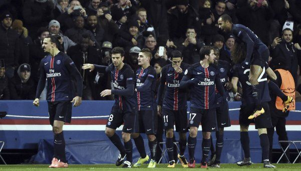 Champions: PSG derrotó a Chelsea en un duelo muy parejo