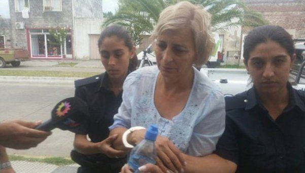 Triple fuga: liberaron a la suegra de Christian Lanatta
