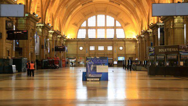 Tras la suspensión, el Tren Roca reanudó el servicio