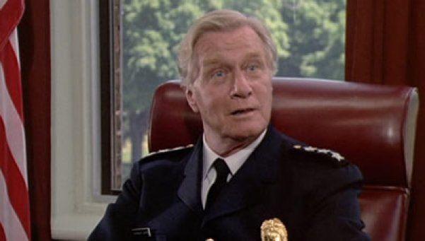 Murió George Gaynes, comandante de Locademia de Policía