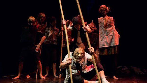 El Camarín del Teatro: Teatro de títeres y Tamorto