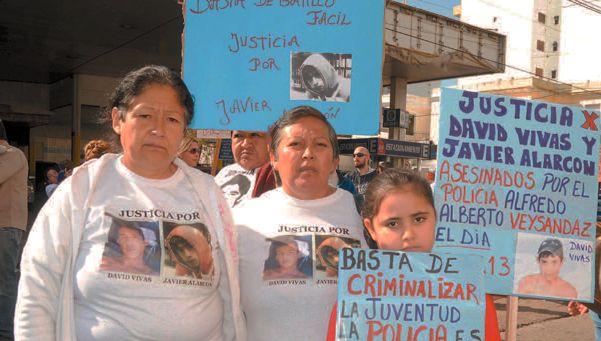 Movilización a Tribunales por la Masacre de la Ribera