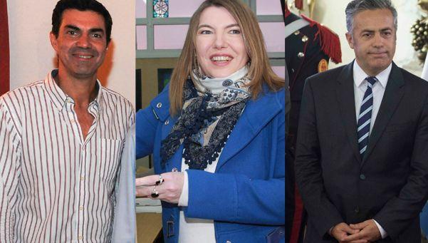 Tres gobernadores, en la comitiva que visitará al Papa