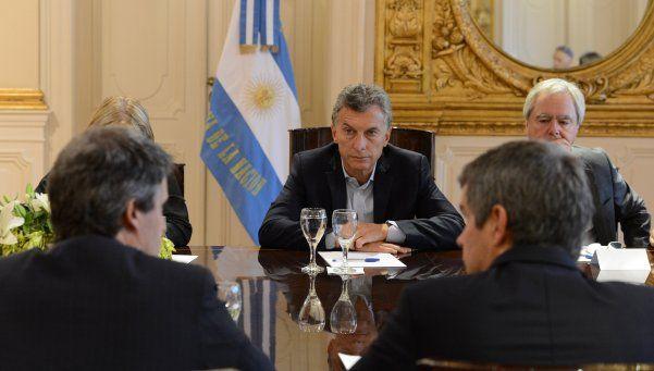 Macri: Vamos a revertir la inflación