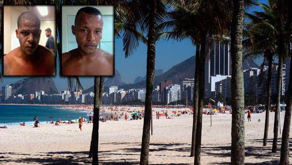 Asesinaron a una joven turista argentina en Río de Janeiro