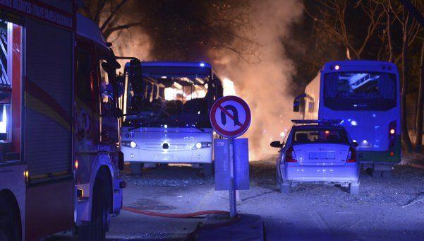 Atentado en Turquía deja al menos 28 muertos y 61 heridos
