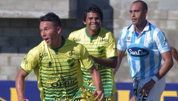 Defensa goleó a Rafaela con un fútbol de alto vuelo