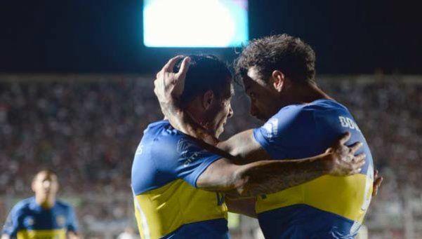 Se hizo la luz: Tevez la metió, Boca ganó y el Vasco respiró