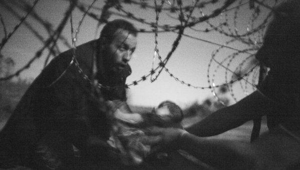 Esta imagen ganó el premio World Press Photo
