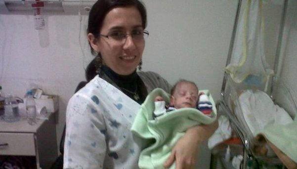 Cristina Rosales, la médica que recordó Macri en el anuncio