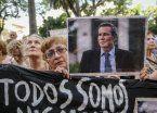 Ahora | A dos años de la muerte de Nisman, acto en Plaza de Mayo
