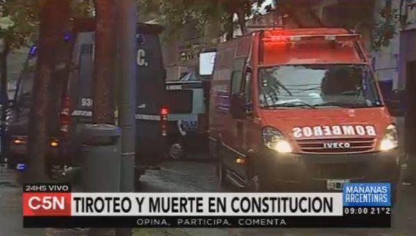 Constitución: enfrentamiento entre bandas dejó un muerto