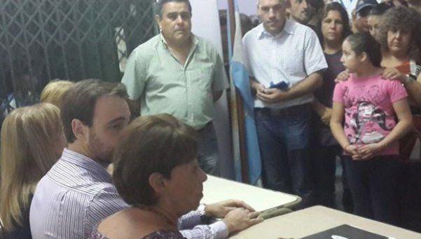 La Provincia intervino Consejo Escolar de Esteban Echeverría