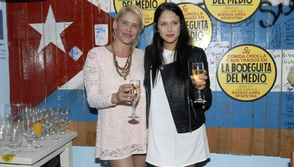 Nazarena Vélez le dedicó una emotiva carta a su hija Barbie