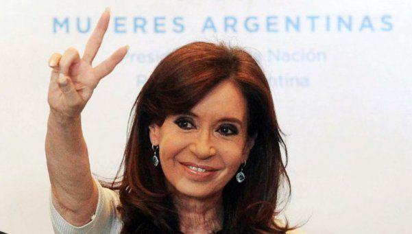 El cumpleaños de Cristina trajo suerte: salió el 63 en la Quiniela