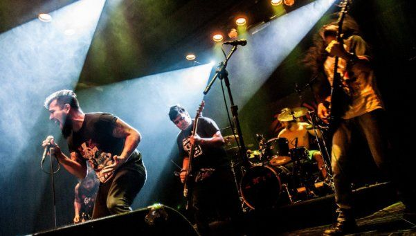 Transmutar es la esencia del rock