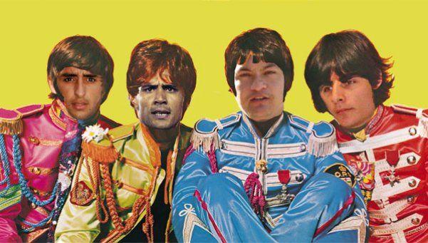 Los cuatro que le ponen rock al Torneo de Transición