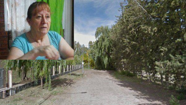 Mujer con Alzheimer se perdió una semana y sobrevivió comiendo plantas