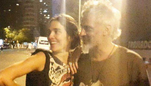 Juanita Viale y José Palazzo ya no se esconden