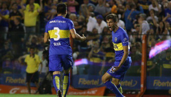 El renacer de Boca: goleó a Newells y la Bombonera deliró