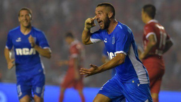 Lisandro, autor de un gol memorable: No nos resignamos
