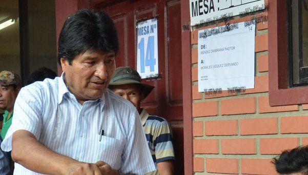 Referéndum en Bolivia: el No a Evo Morales se consolida