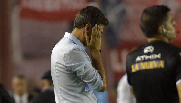Pellegrino deja Independiente y no dirige contra Arsenal