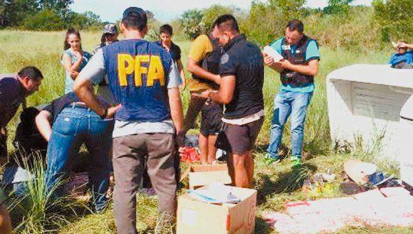 Desplazaron a funcionario que llevaba 51 kilos de cocaína