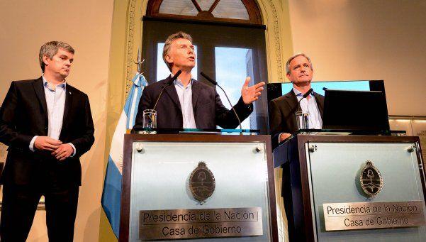 """Macri presentó reformas para """"modernizar el Estado"""""""