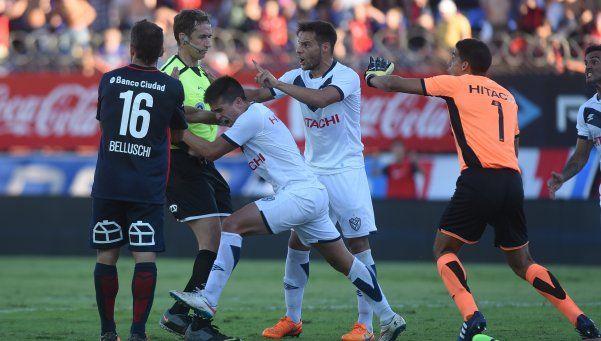 Beligoy admitió que se equivocó en el penal de San Lorenzo
