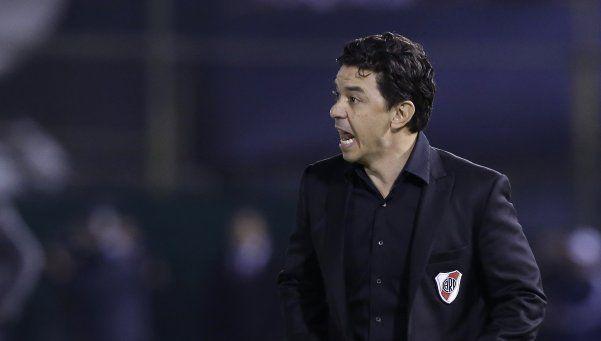 Gallardo y River se ponen el traje de la Libertadores