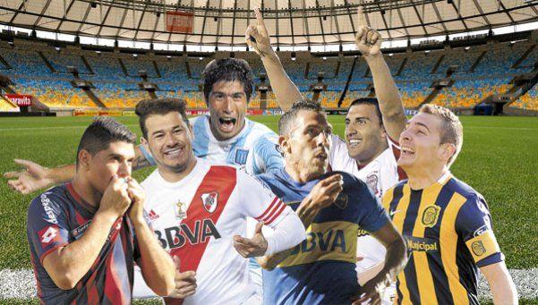 Informe | Arrancan los equipos argentinos en la Copa Libertadores 2016