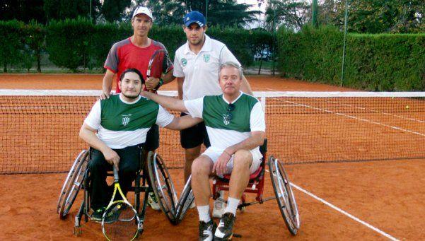 Nuevo aporte de Banfield a la inclusión en los deportes