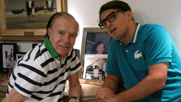 Menem: A Néstor Kirchner lo habría matado la mujer