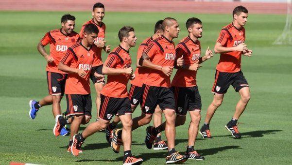 Gallardo sigue con la rotación para empezar la Copa