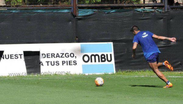 Bou se concentra y se perfila para jugar ante Bolívar