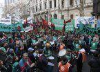 ATE marcha al Congreso contra la ley de jubilados