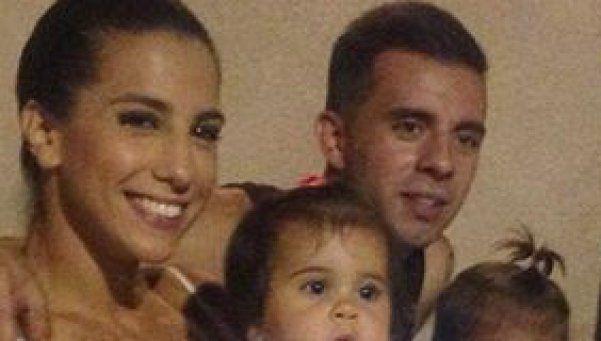 Cinthia Fernández se separó de su esposo por Whatsapp