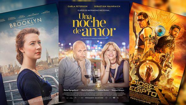 Una semana que trae variedad y calidad a los cines