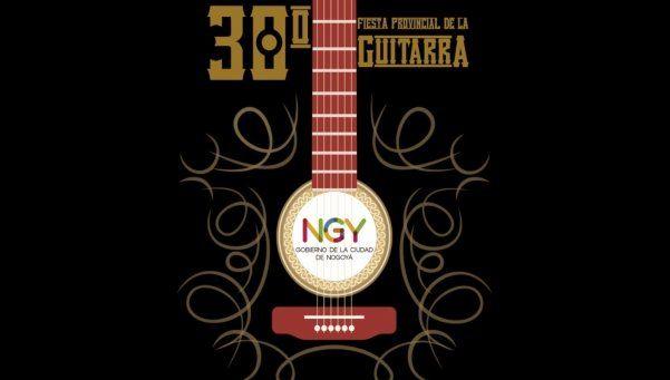 Un homenaje a la guitarra en Nogoyá