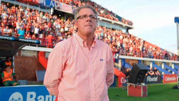 Si el Verde no le gana a Quilmes, Lippi da el adiós